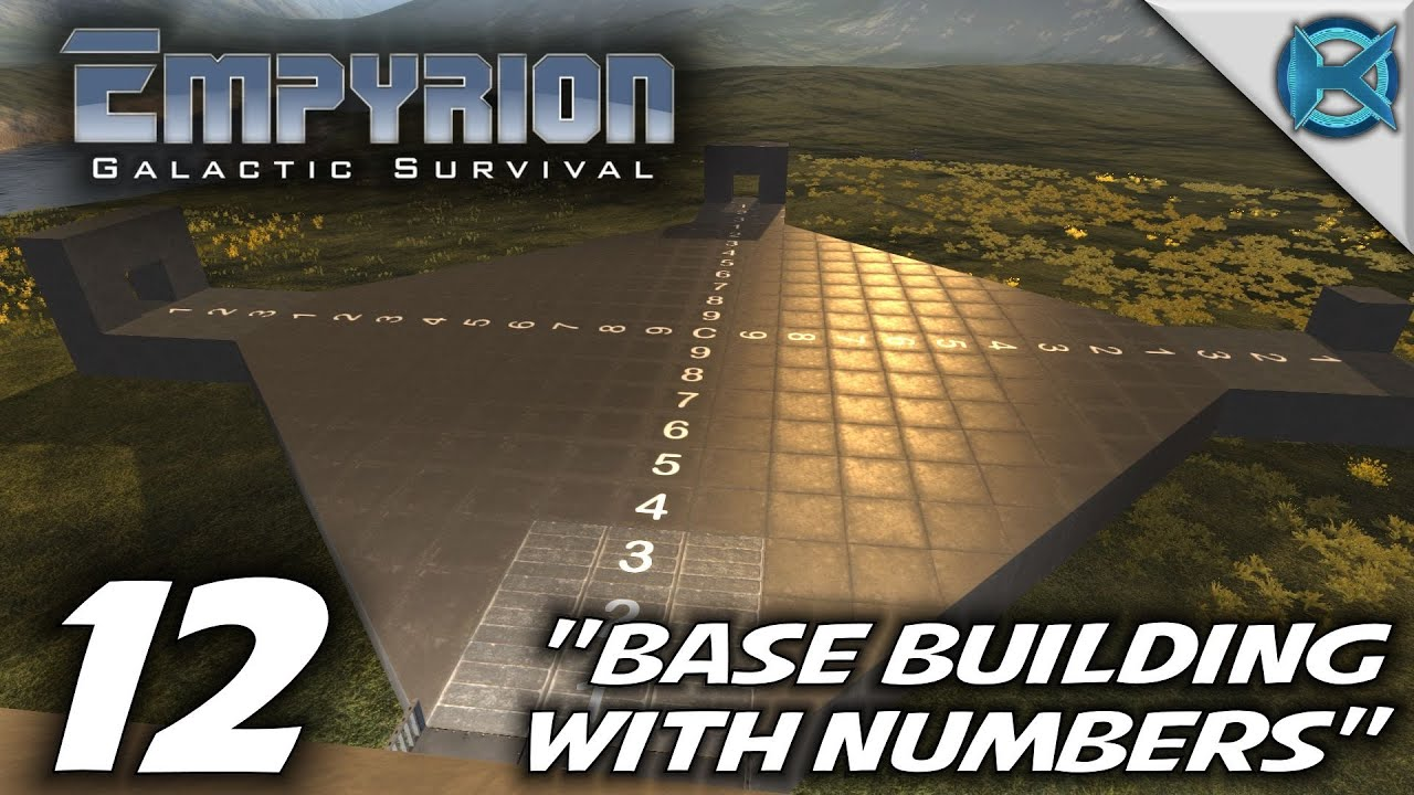 "Empyrion Galactic Survival -Ep. 12- ""Base Building With ..."