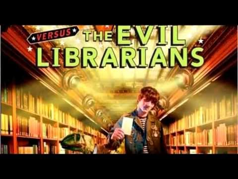 Greg Looks at Alcatraz Versus The Evil Librarians Trailer