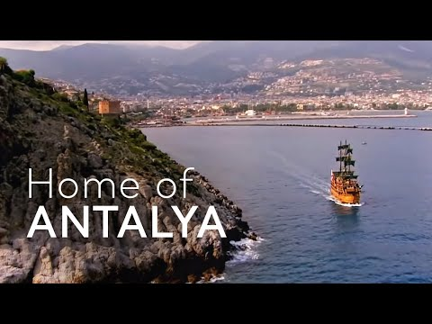 Turkey: Home of ANTALYA