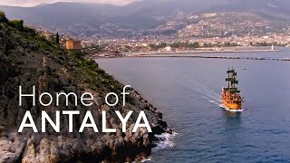 Turkey: Home of ANTALYA(With its palm trees, year-long warm climate and roughly 200 Blue Flag-certified beaches, Antalya is one of the most popular tourism destinations in the world., 2014-10-10T16:42:26.000Z)
