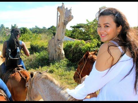 Horseback Riding (in Cuba)