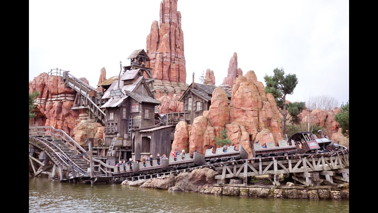 big thunder mountain railroad - photo #44