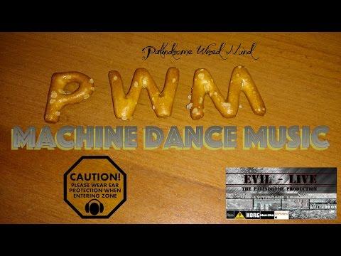Machine Dance Music - Analog Studio Session by PALINDROME