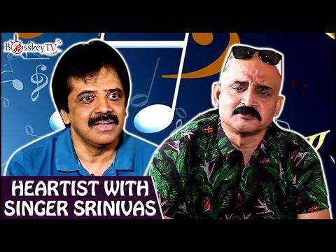 AR Rahman's vision is beyond normal people | Singer Srinivas | Heartist | Bosskey TV