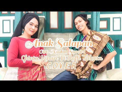 ANAK SALAPAN    Lagu Minang Jadul Kocak    Ghinta Kinari Ft Raffi Talenta    COVER