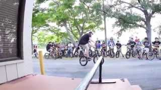 Mr Bikes N Boards Longwood BMX street ride