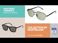 Collection By Montblanc Featured Women's Sunglasses