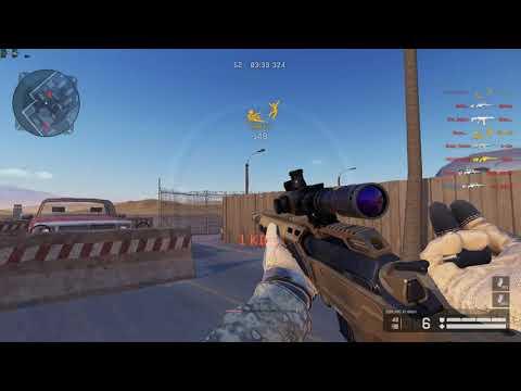 Warface CDX-MC Kraken Gameplay