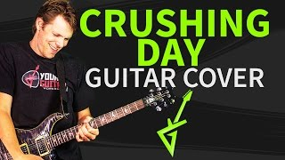 Joe Satriani Cover: Crushing Day - Andre van Berlo