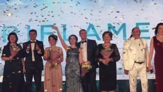 Топ 15 Казахстана и Центральной Азии! Банкет директоров 2017