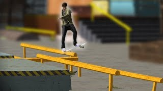 AWESOME Industrial Park in SKATE 3