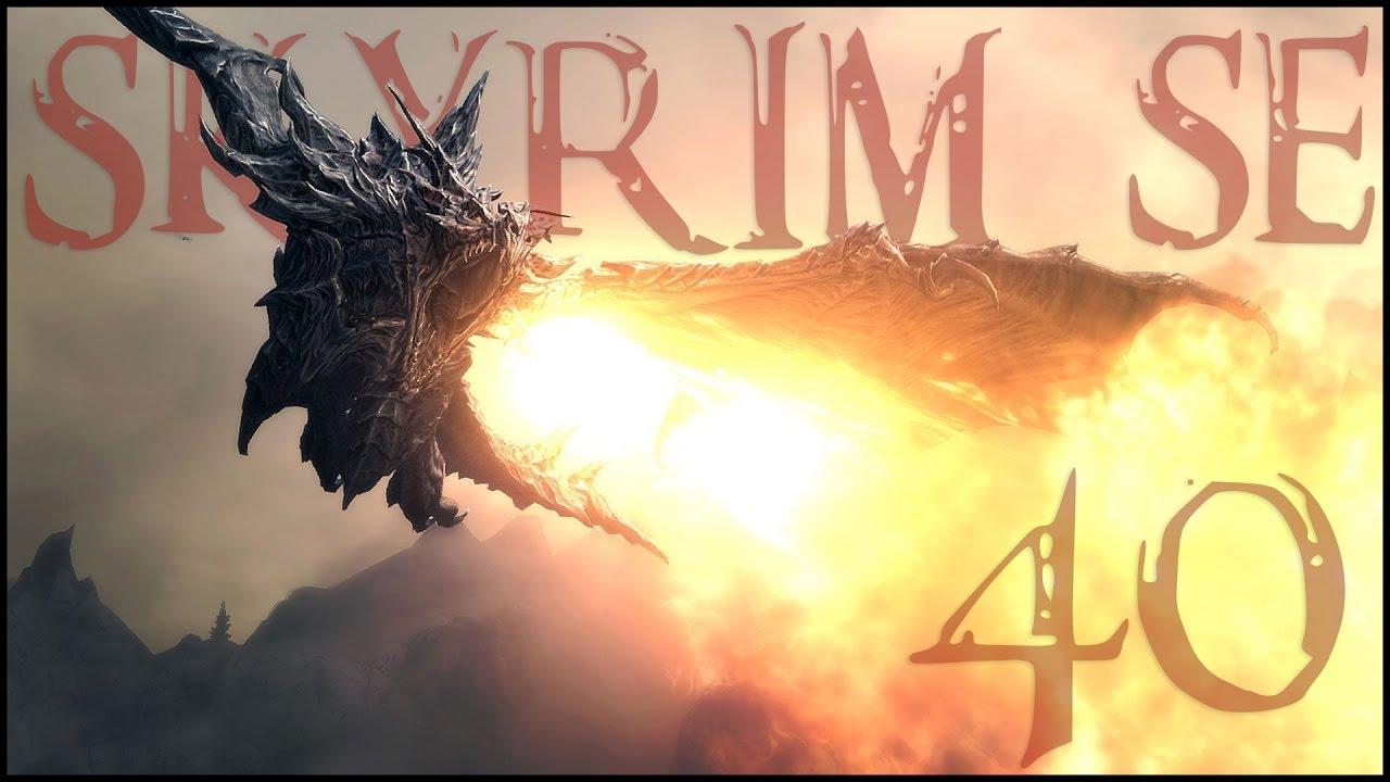 Skyrim Se E40 Totem Of Hircine Youtube