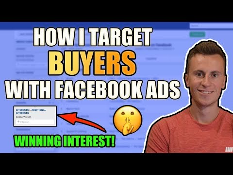 How To Target BUYERS With Facebook Ads (Facebook Ad Tutorial) thumbnail
