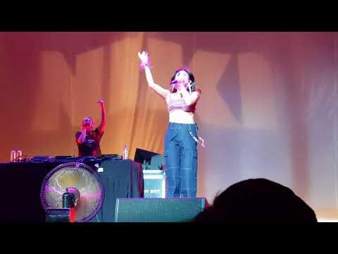 NIKI - See U Never @ Kia Theater, Philippines