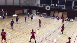 大阪市立ハンドボール(vs神戸⑤)20170705 三商