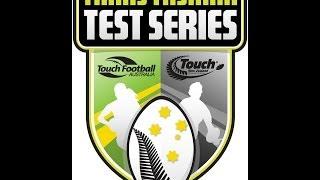2014 Trans Tasman Series - AUS v NZ Men