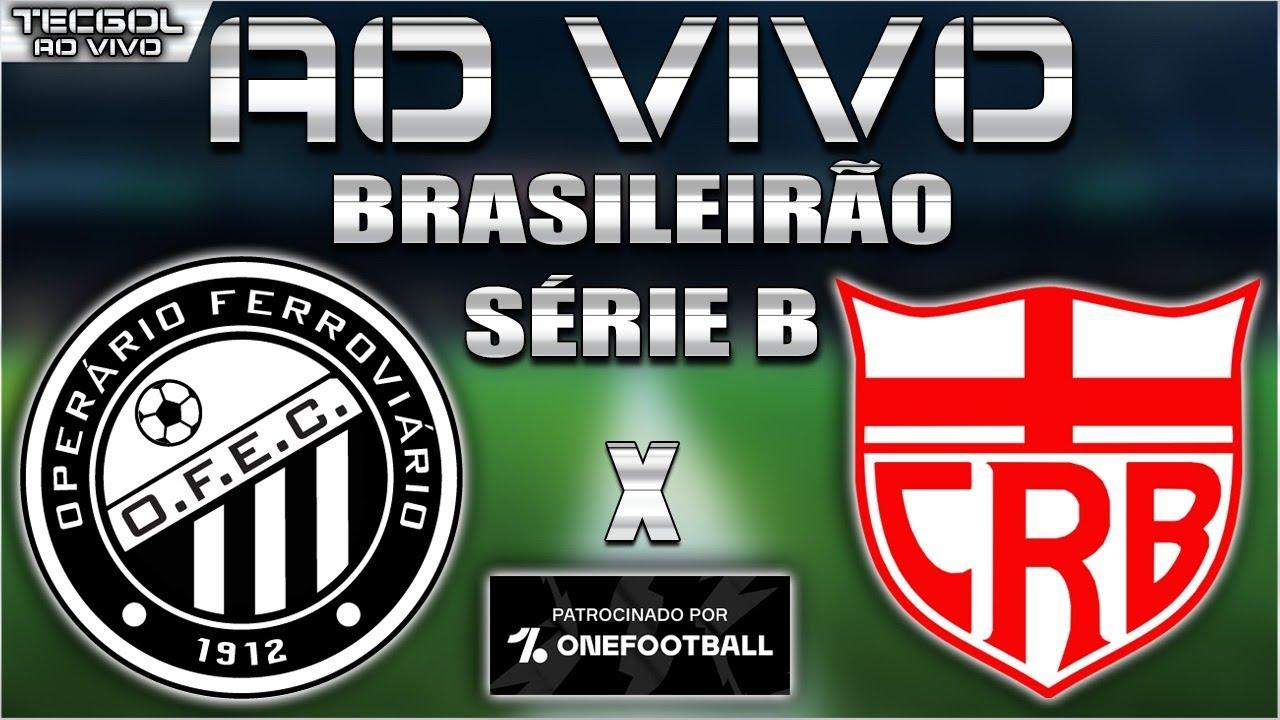 Operário 3x2 CRB | Brasileirão Série B 2020 | 35ª Rodada | Narração
