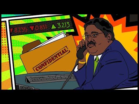 Scandals Illustrated | Raj Rajaratnam: Insider Trading