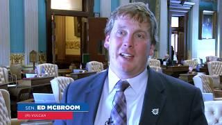 Sen. McBroom discusses Michigan Works legislation