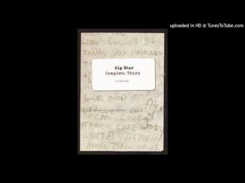 Big Star - Thank You Friends (Demo)