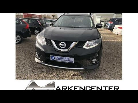 nissan x trail 1 6 dci all mode 4x4i 7 sitzer tekna youtube. Black Bedroom Furniture Sets. Home Design Ideas