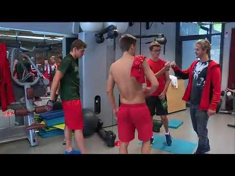Les nageurs du Mulhouse Olympique Natation préparent 2024