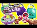Shopkins Lil Secrets Lock and Locket Teeny Tiny Shoppies