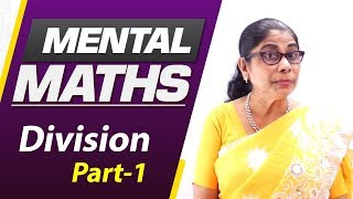 Learn basic of mental Maths for beginners   Division   Maths Tricks
