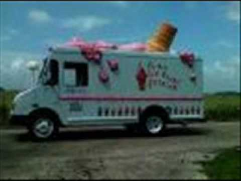 Ghetto ice cream man song