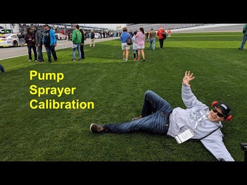 How To Use A Pump Sprayer To Spray Your Lawn | DIY Lawn Care Tips