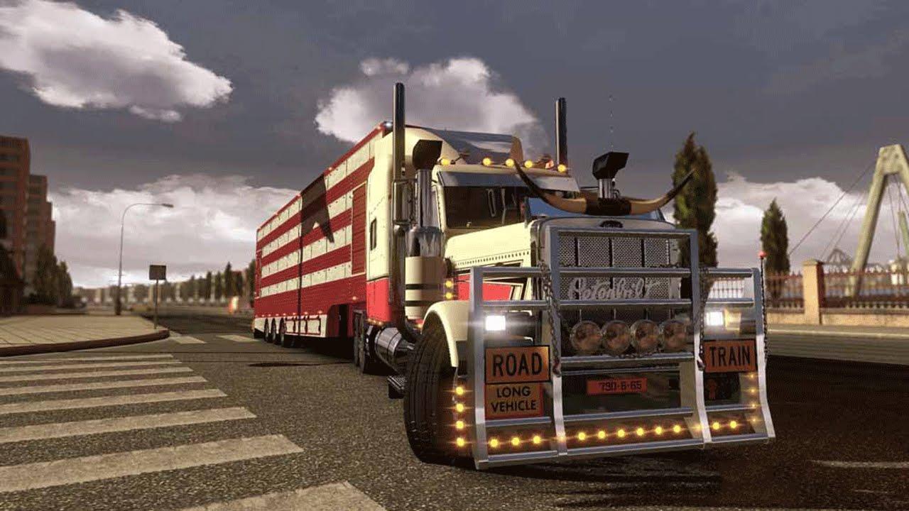 American Truck Simulator Sur Ets 2 Peterbilt 389 V 0 Best Mods Ever You