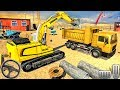 Heavy Excavator City Construction Simulator 2019 - Android GamePlay