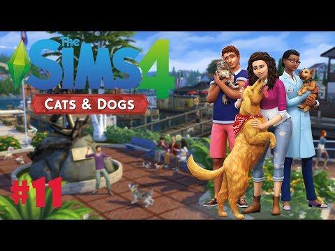 The Sims 4 Cats & Dogs Oynayalım!! 🐱🐶 | Bölüm 11 | Beyaz Eşya Dükkanı Açmak!!
