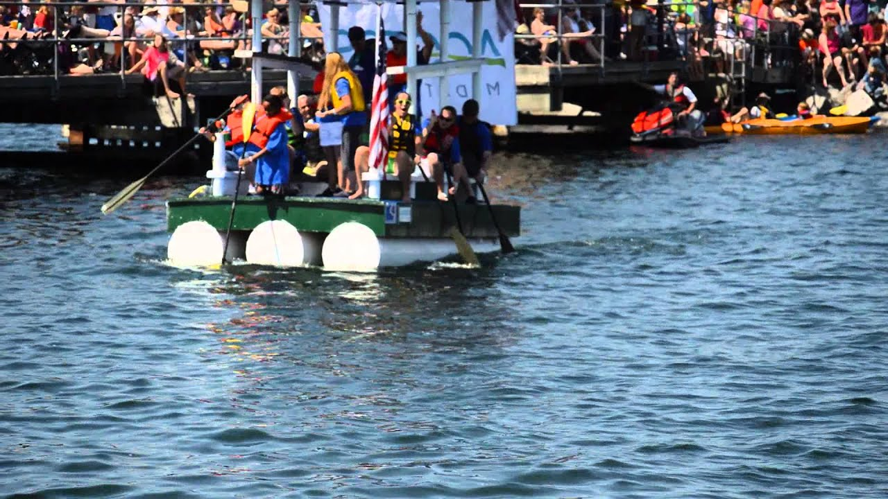 2013 - Team Access Midstream, Cardboard Boat Regatta ...