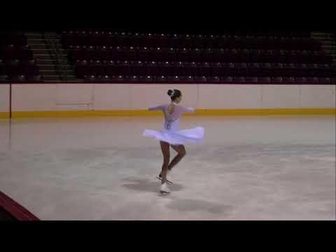 Emily Bratti Final Round Free Dance 2017 US Solo Ice Dance National Championships