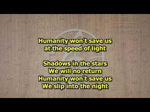 Iron Maiden - Speed of Light (Karaoke)