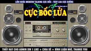 LK Modern Talking Cực Bốc - BASS CĂNG - Test Loa Cực Chuẩn - Organ Anh Quân moderntalking#1