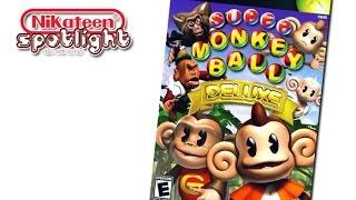 SVGR - Super Monkey Ball Deluxe (XBOX)