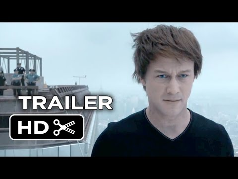 The Walk Official Trailer #1 (2015) - Joseph Gordon-Levitt Drama HD