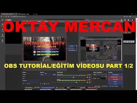 Ayrıntılı Open Broadcaster Software(OBS) Eğitimi-Tutorial | Part 1/2 - Video kayıtı thumbnail
