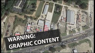 Baton Rouge Police shootings with dispatch calls (GRAPHIC CONTENT)