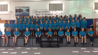 Year 6 farewell graduation song