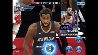 Gauntlet Results + League Play! NBA 2K Mobile #54 - 7151 team power