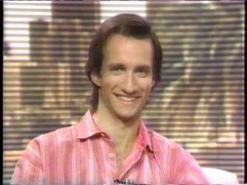Bronson Pinchot on Good Morning, America  1987