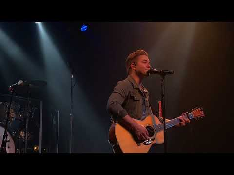 Hunter Hayes: Still Fallin' (Acoustic) Live @ Hampton Beach Ballroom Casino 2017