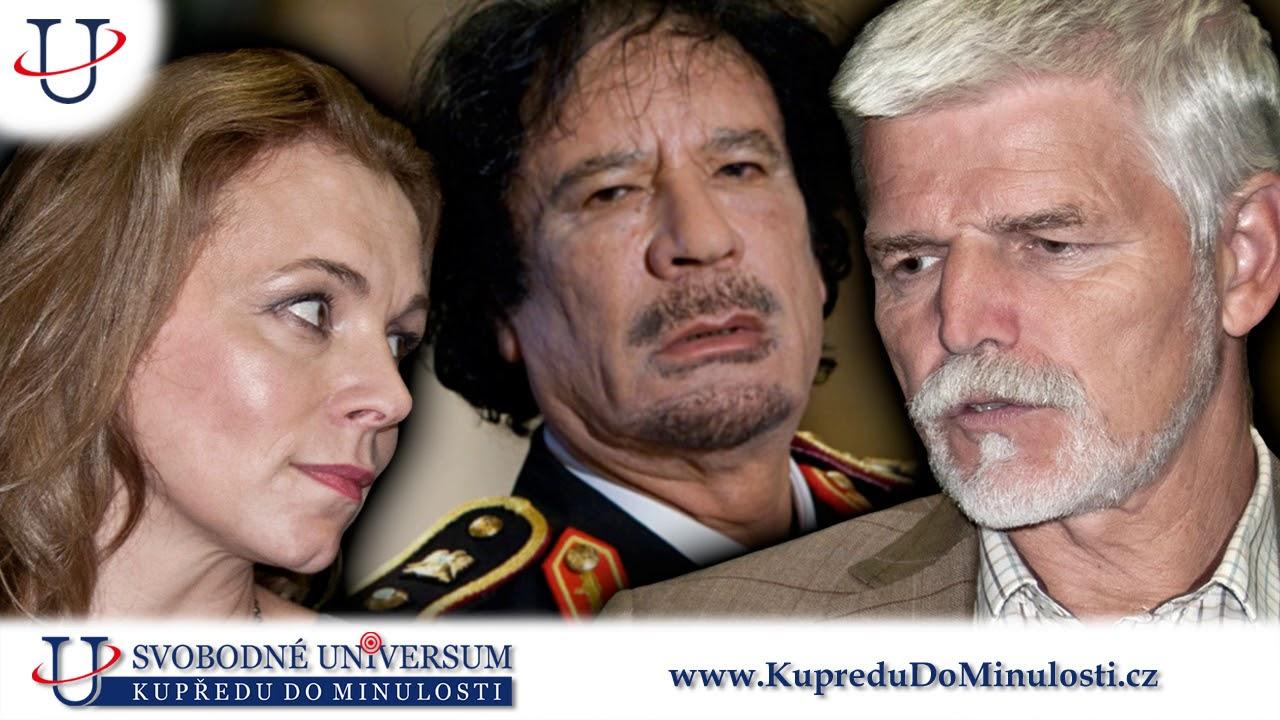 Petr Pavel 2. díl: Odstranění Kaddáfího se dá považovat za krok zpět