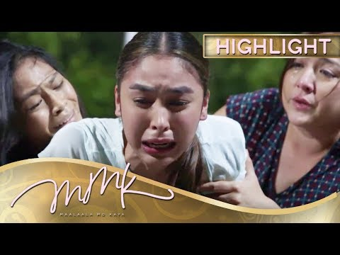 Ayie Fails To Contain Her Anger In Front Of Her Mother | MMK (With Eng Subs)