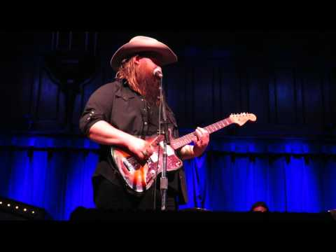 Chris Stapleton - Outlaw State of Mind - Live - Atlanta - 1/8/16