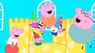 Peppa Pig Official Channel   Mummy Pig's Best Relaxation Class