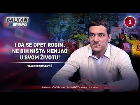 INTERVJU: Vladimir Stojković - I da se opet rodim, ne bih ništa menjao u svom životu! (29.8.2018)